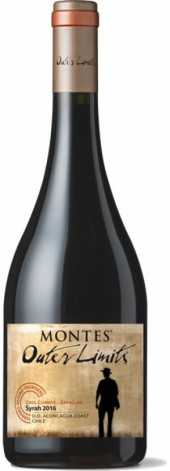 Outer Limits Syrah 2016
