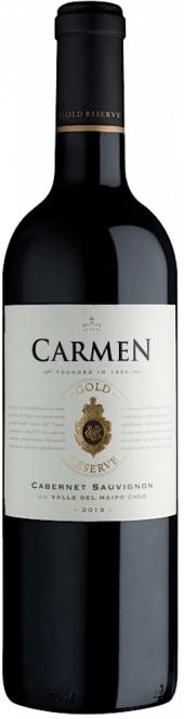 Carmen Gold Reserve Cabernet Sauvignon 2013