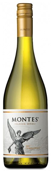 Montes Chardonnay Reserva 2017