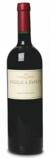 Angelica Zapata Cabernet Franc 2014