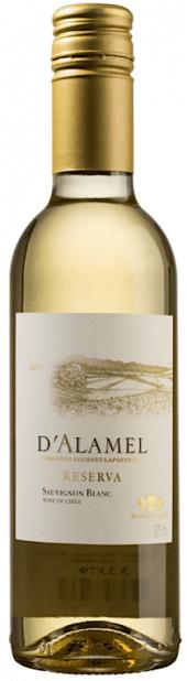 D'Alamel Sauvignon Blanc 2017  - meia gfa.