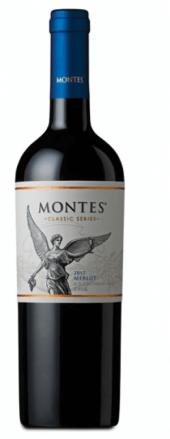 Montes Merlot Reserva 2017