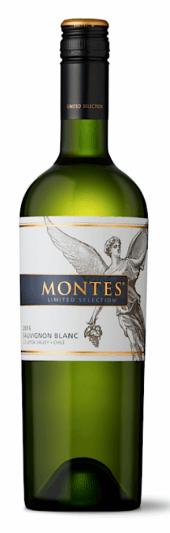 Montes Selección Limitada Sauvignon Blanc 2017