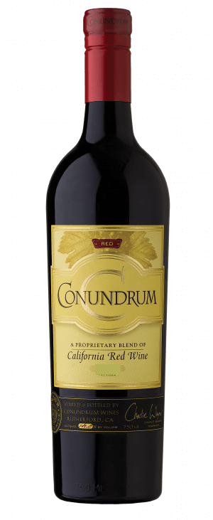 Caymus Conundrum Red 2016
