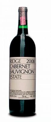 Ridge Cabernet Sauvignon Estate 2015