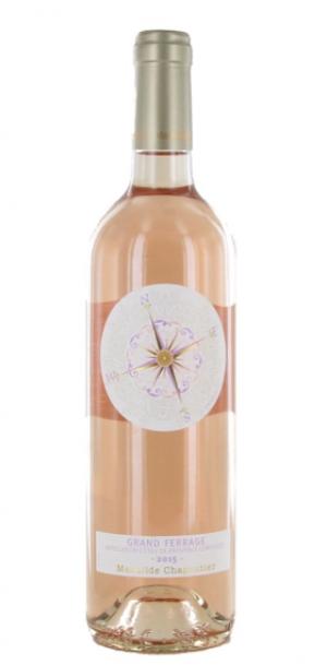 Côtes de Provence AOC Grand Ferrage rosé 2017