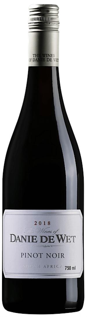 Danie de Wet Pinot Noir 2018