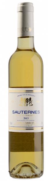 Sauternes 2017  - 500 ml