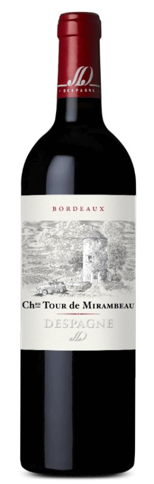 Château Tour de Mirambeau La Réserve rouge 2015