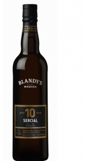 10 Years Old Sercial Dry  - 500 ml.