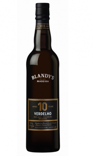 10 Years Old Verdelho  - 500 ml.