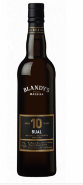 10 Years Old Bual  - 500 ml.
