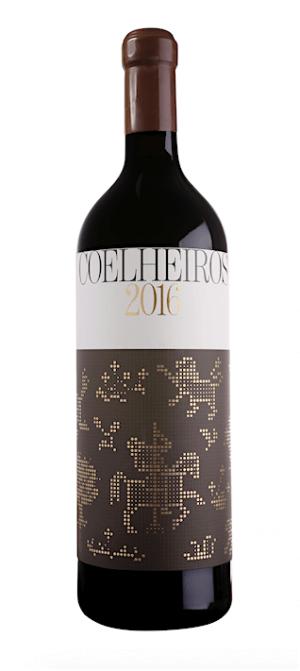 Coelheiros Tinto 2016  - double magnum.