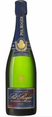 Champagne Pol Roger Cuvée Sir Winston Churchill 2006
