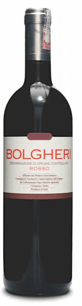 Bolgheri Rosso 2017