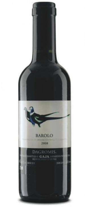 Barolo Dagromis DOCG 2014  - meia gfa.