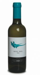 Rossj-Bass Langhe Chardonnay/Sauvignon Blanc DOP 2017  - meia gfa.