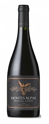 Montes Alpha Special Cuvée Pinot Noir 2017