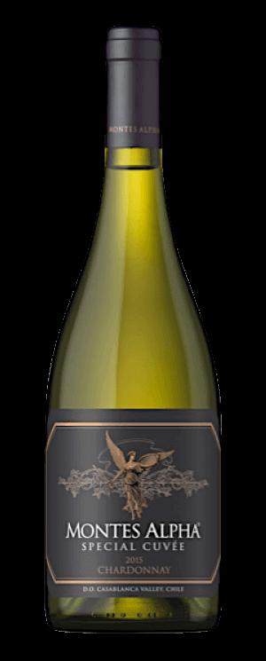 Montes Alpha Special Cuvée Chardonnay 2016