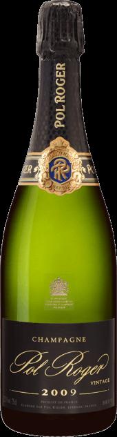 Champagne Pol Roger Brut Vintage 2009