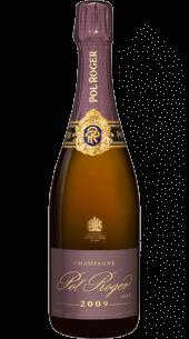 Champagne Pol Roger Rosé Brut Vintage 2009
