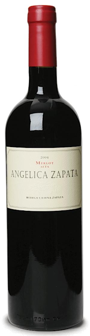 Angelica Zapata Merlot 2015