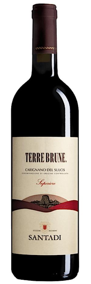 Terre Brune Carignano del Sulcis Superiore DOC 2014