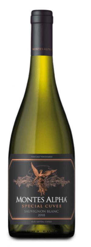 Montes Alpha Special Cuvee Sauvignon Blanc 2018