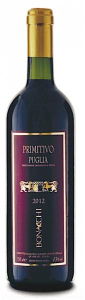 Primitivo IGT Puglia 2018