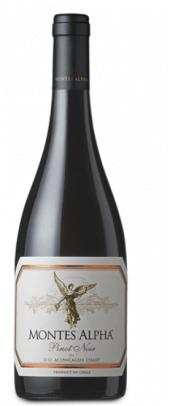 Montes Alpha Pinot Noir 2018