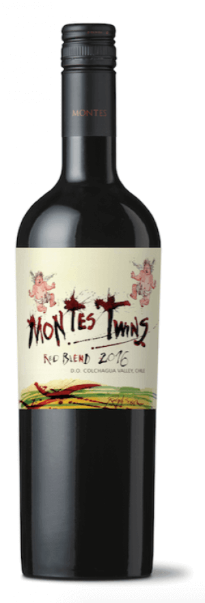 Montes Twins Red Blend 2017