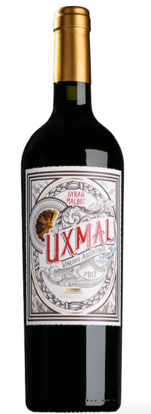 Uxmal Syrah Malbec 2018