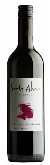 Santa Alvara Reserva Cabernet Sauvignon 2018