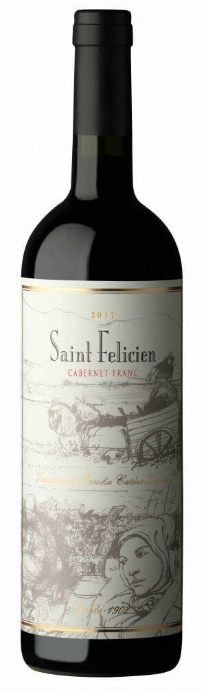 Saint Felicien Cabernet Franc 2017