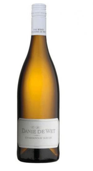 Danie de Wet Chardonnay Sur Lie 2019