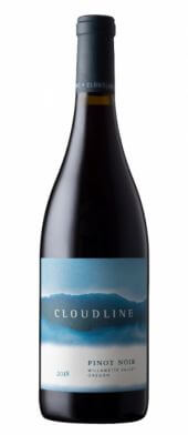 Cloudline Pinot Noir Willamette Valley Ava 2018