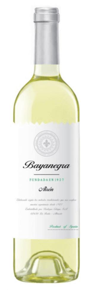 Bayanegra Blanco 2018
