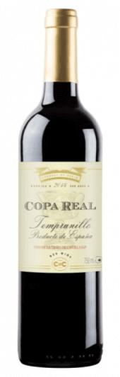 Copa Real Oro Tempranillo 2016