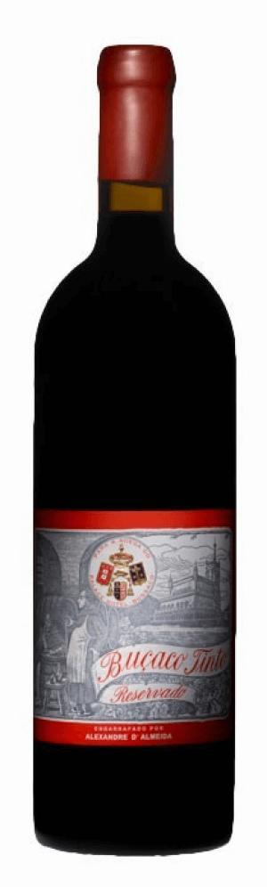 Buçaco Vinha da Mata Reservado 2015  - magnum.