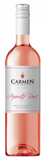 Carmen Insigne Aperitif Cabernet Sauvignon Rosé 2019