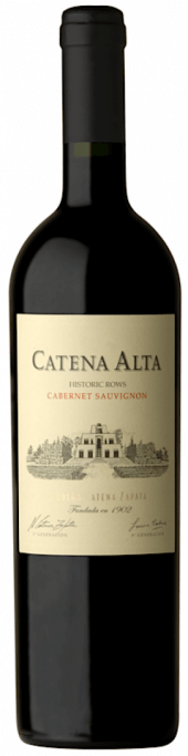 Catena Alta Cabernet Sauvignon 2016