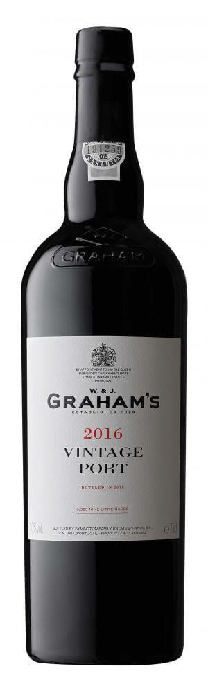 Graham's Vintage Port 2017