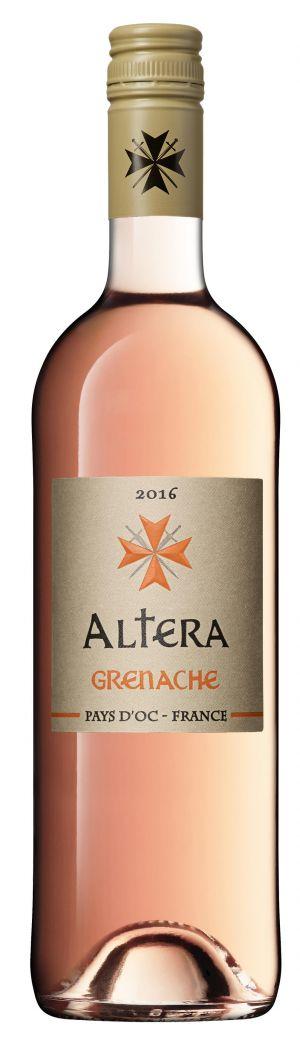 Altera Grenache rosé 2018