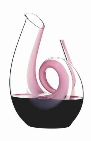 Decanter Curly Pink