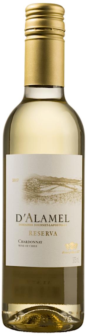 D'Alamel Chardonnay 2016  - Meia gfa.