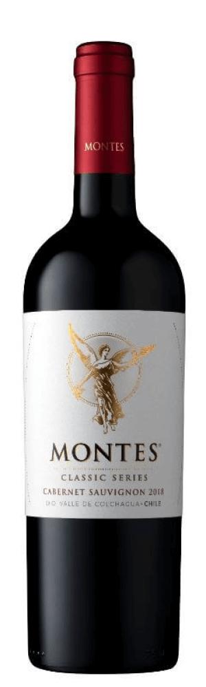 Montes Cabernet Sauvignon Reserva 2018