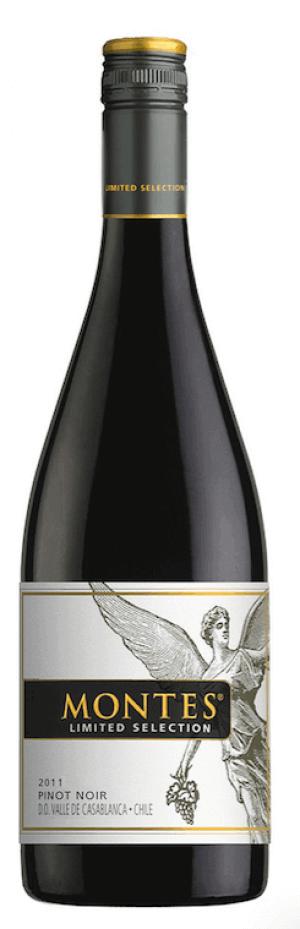 Montes Selección Limitada Pinot Noir 2018