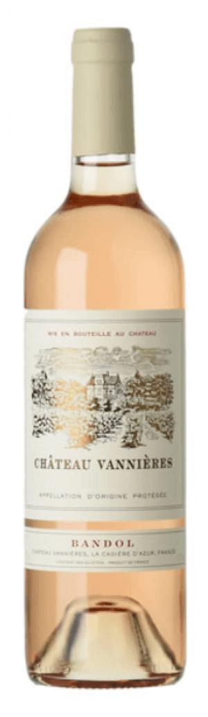 Chateau Vannières Bandol rosé 2018