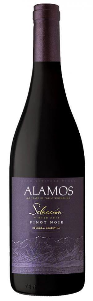 Alamos Seleccion Pinot Noir 2018