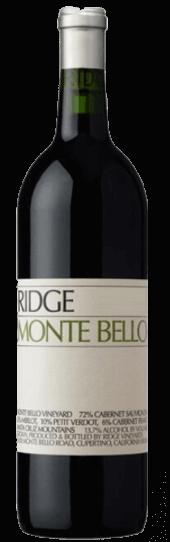 Ridge Monte Bello Santa Cruz Mountains 2017